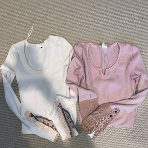 Two free people thermals